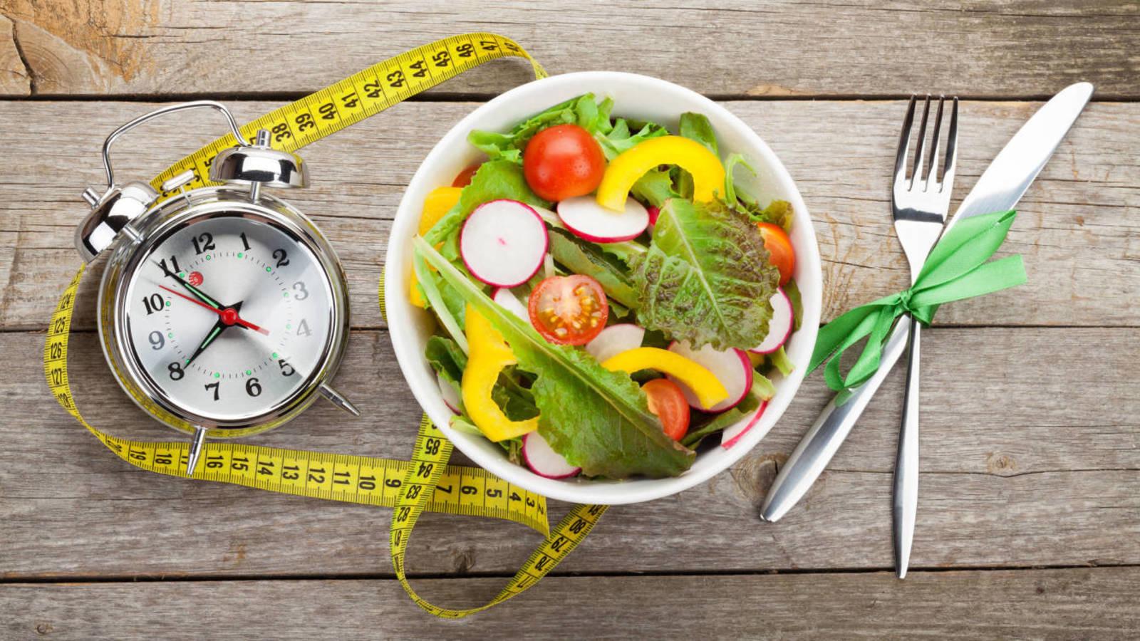 نظام الصيام المتقطع لخسارة الوزن