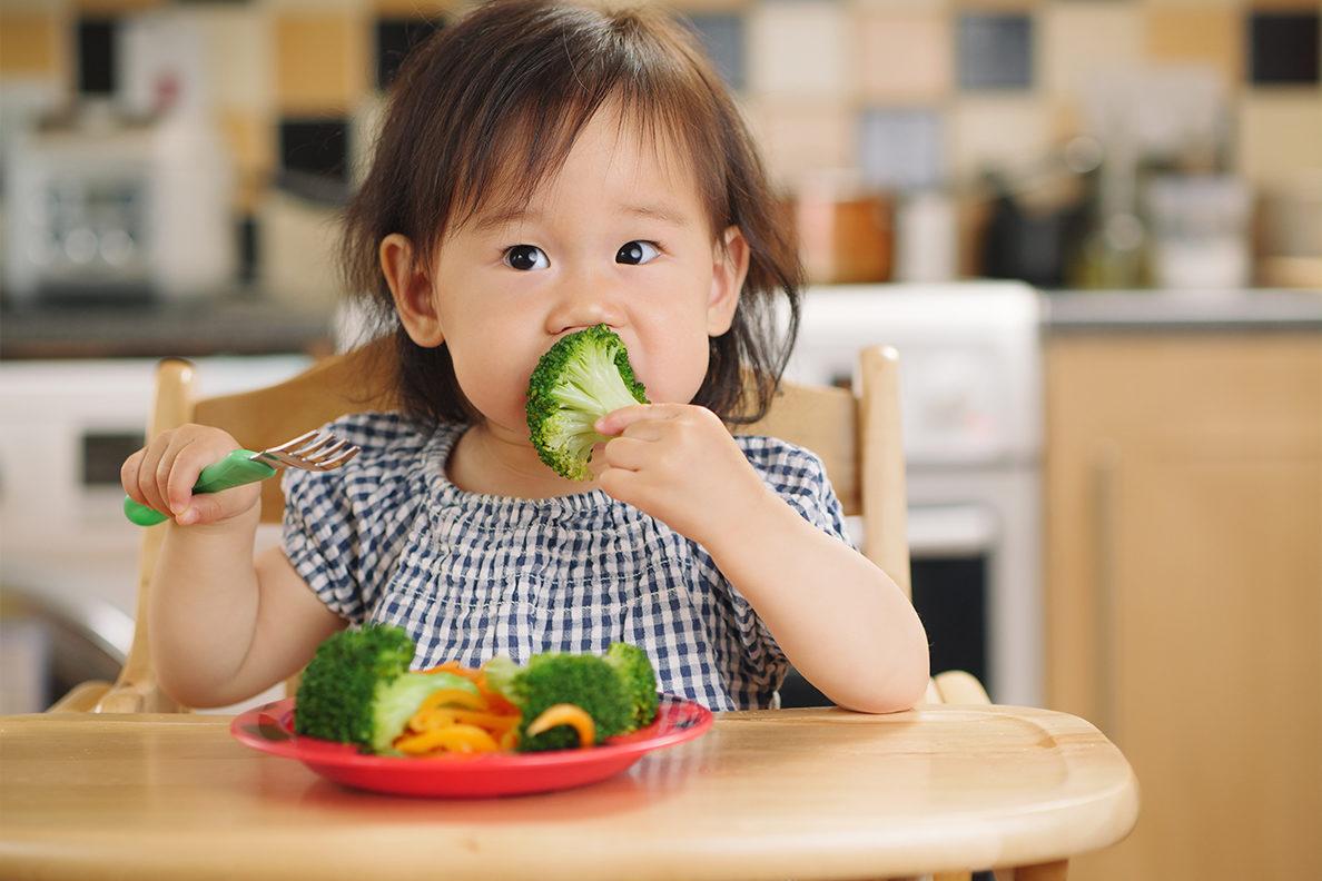 وجبات خفيفة للأطفال في عمر السنة و ماقبل المدرسة