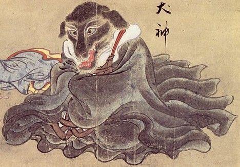 الفلكلور الياباني