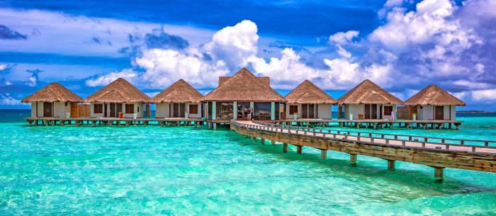 درجة حرارة المالديف