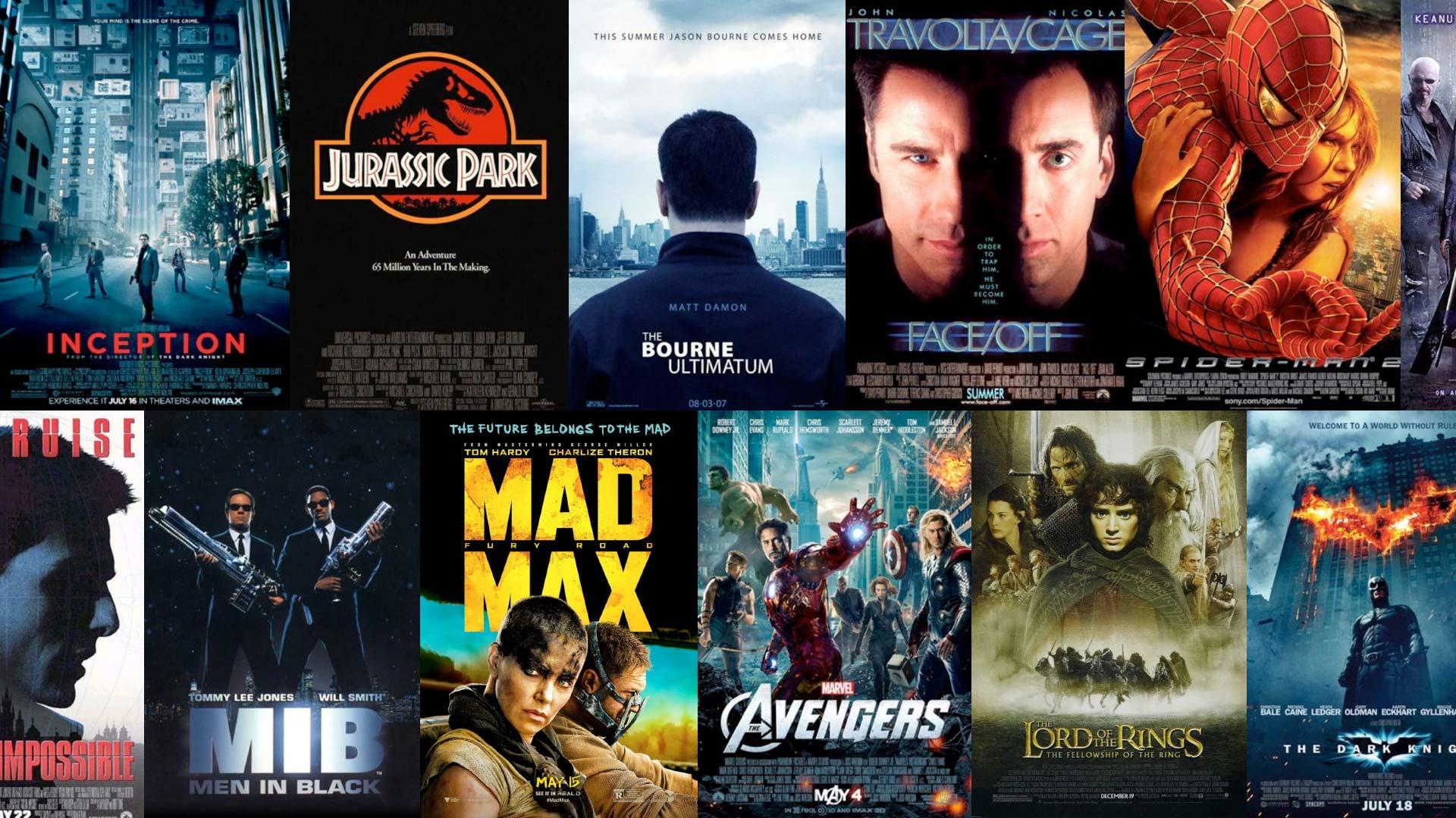 أفضل الأفلام في تاريخ السينما
