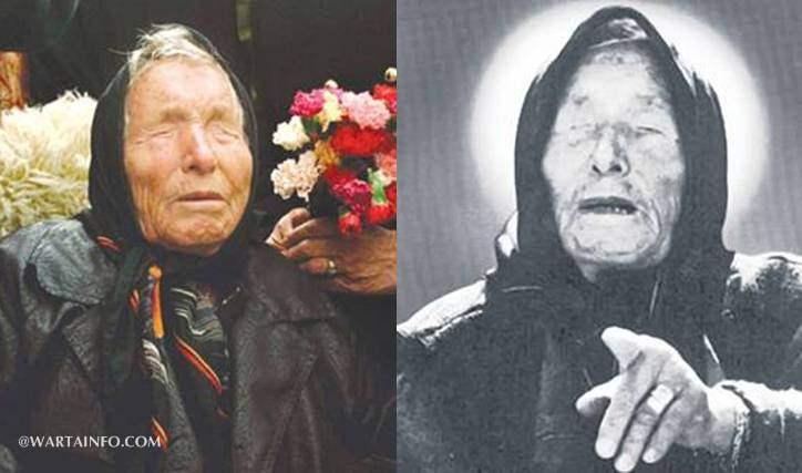 توقعات العرافة البلغارية العمياء بابا فانجا