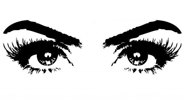 لغة العيون تعرف عليها