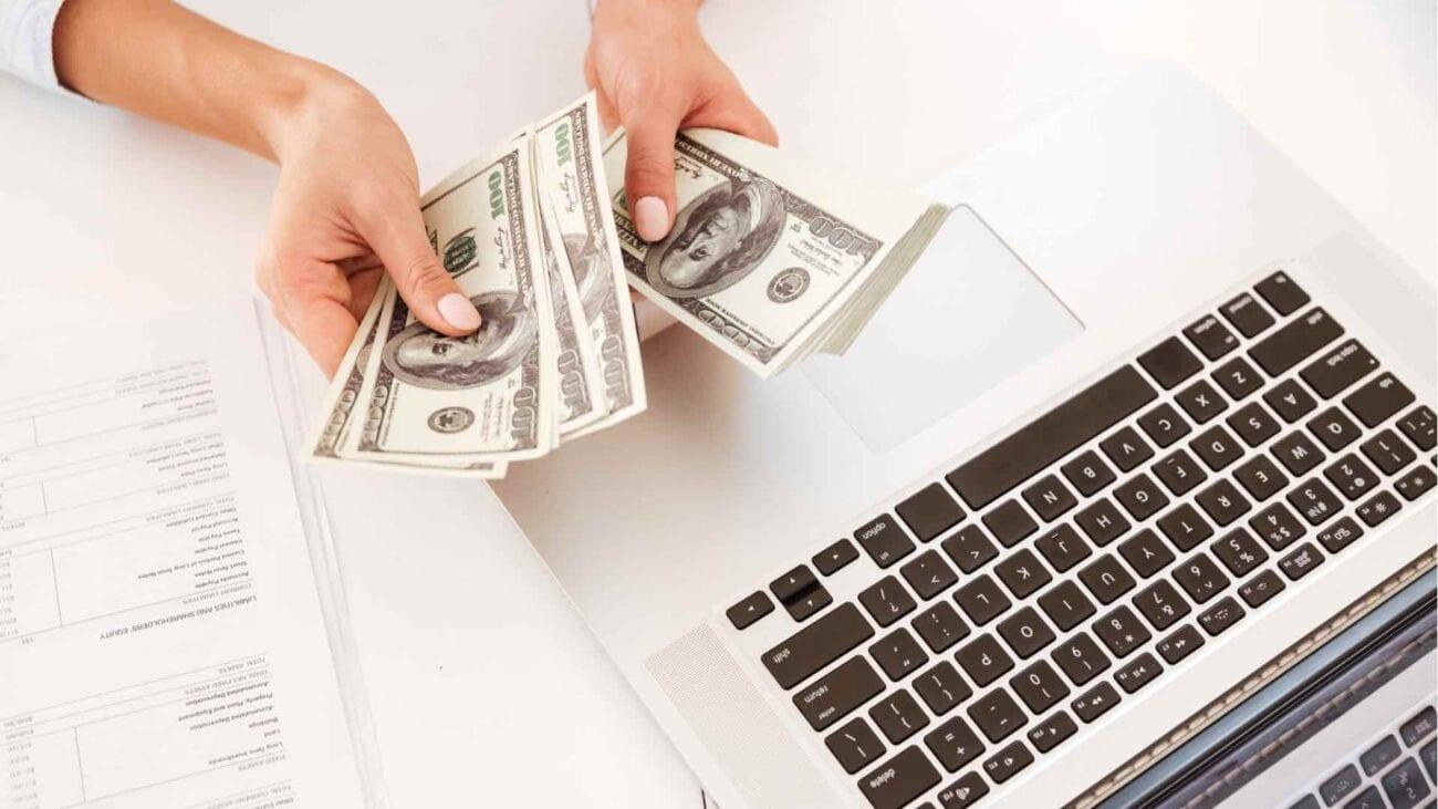 كسب المال عبر الانترنت أفضل طرقه