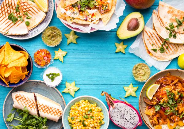 أفكار مبتكرة ل عشاء خفيف و سريع