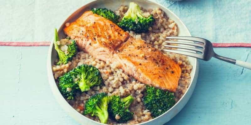خطة وجبات صحية موصى بها من قبل اختصاصي التغذية لمدة 7 أيام