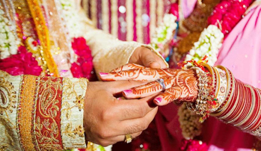 أغرب تقاليد الزواج