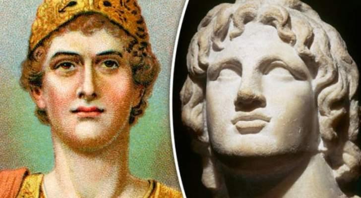 الإسكندر الأكبر الإسكندر المقدوني