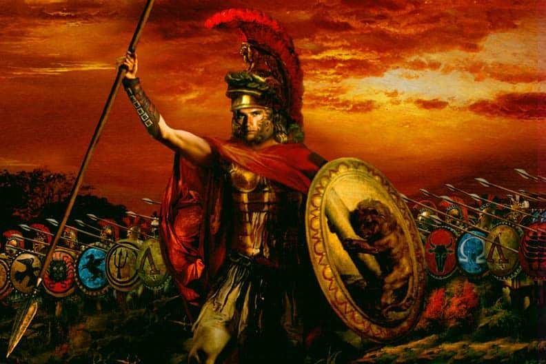 الإسكندر الأكبر أو الإسكندر المقدوني و ماهي كلماته الاخيرة قبل وفاته ؟