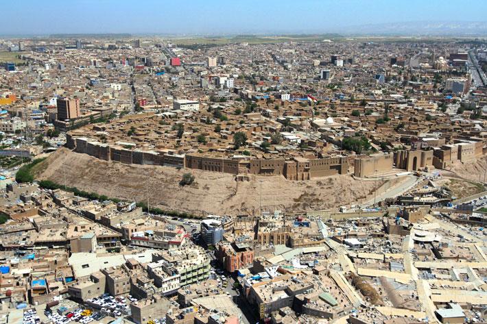 أقدم مدن العالم