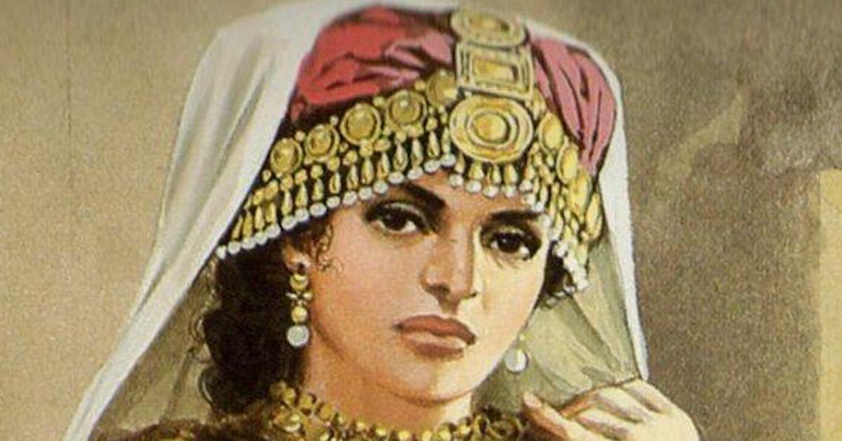 زنوبيا ملكة تدمر
