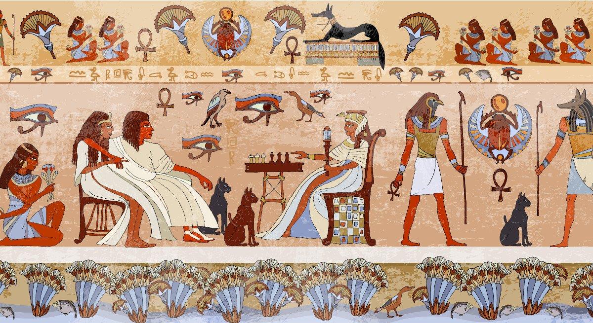 معلومات و أسرار عن الحضارة الفرعونية