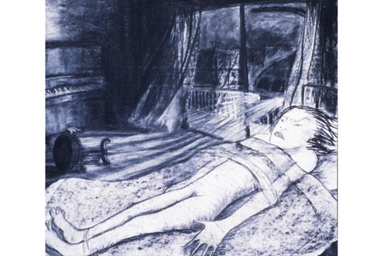 الجاثوم الرابوص شلل النوم
