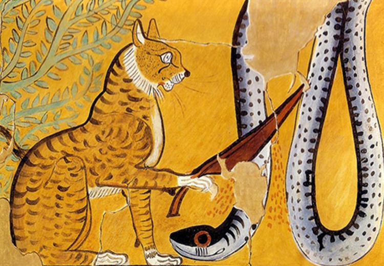رمزيات الأفعى في الثقافات القديمة