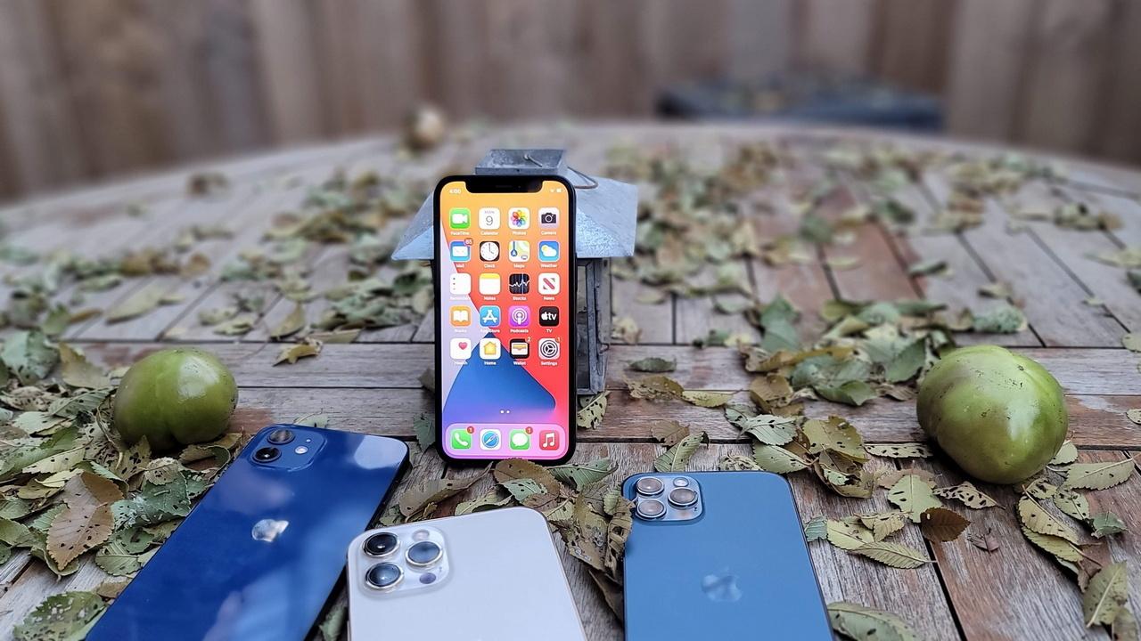 التطبيقات في هاتف آيفون