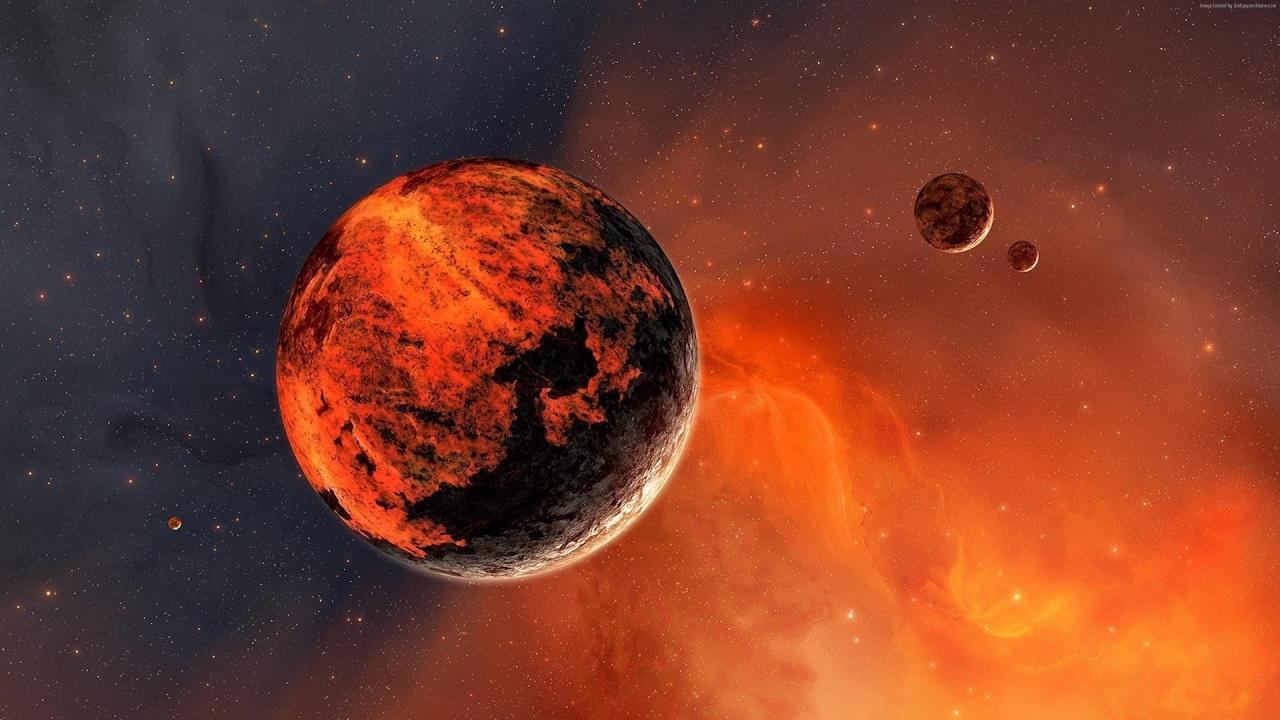 أين ذهب الماء الذي وجد على كوكب المريخ ؟