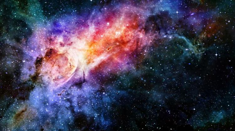 الانفجار الكوني العظيم و نشأة الكون