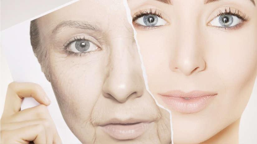 لماذا لا تظهر علامات التقدم في السن على البعض ؟