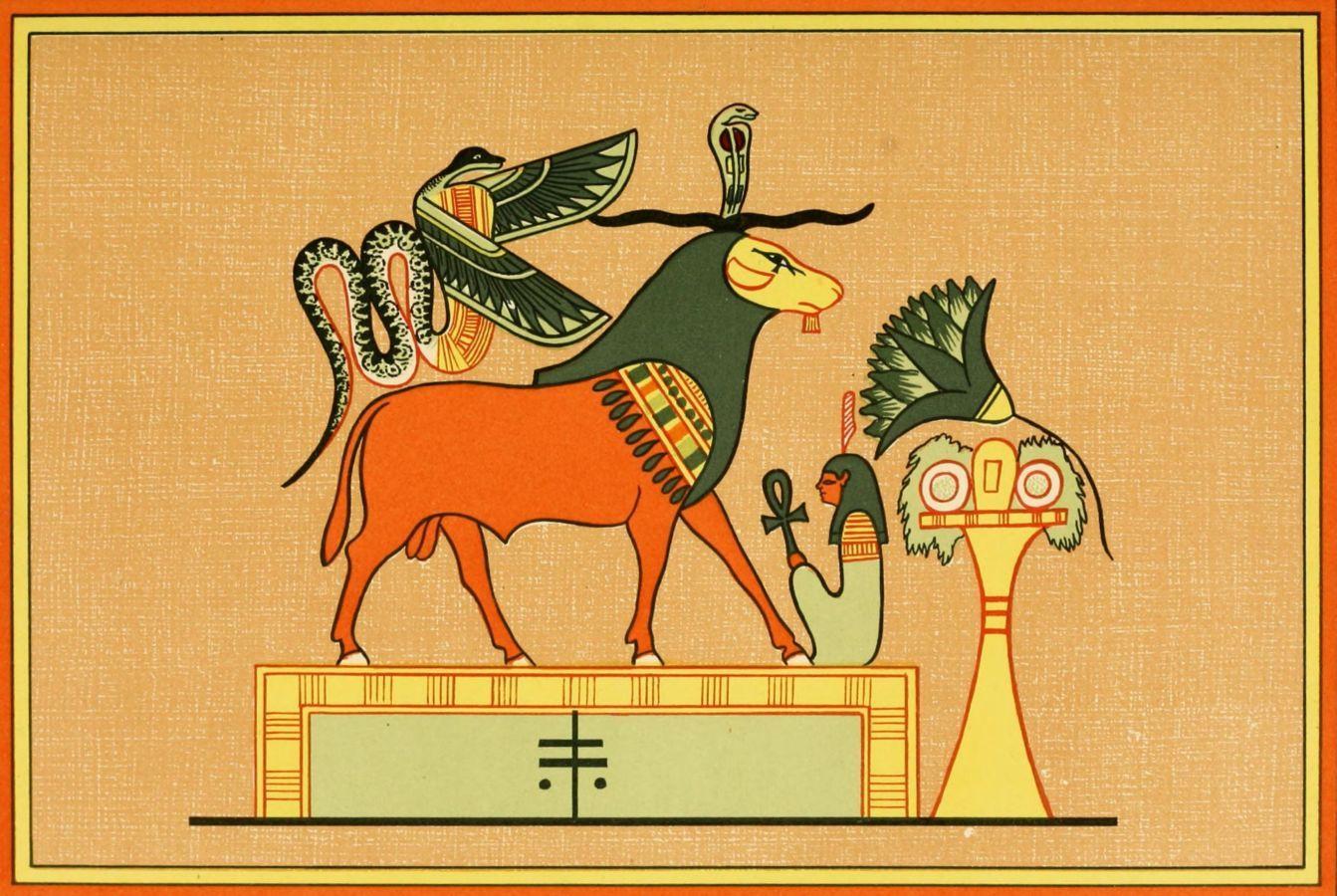 حيوانات مقدسة عبر التاريخ