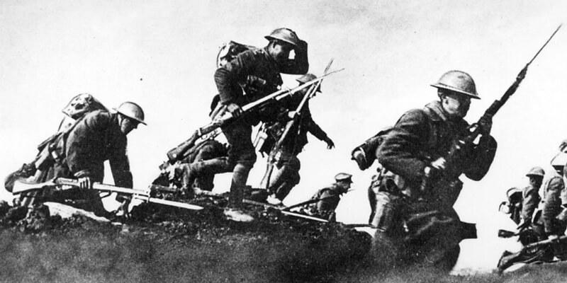معركة قتل بها 700 ألف في 3 أشهر وكادت تقلب الحرب العالمية