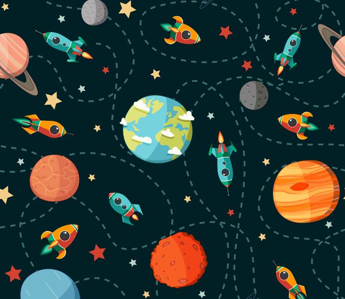 عجائب الفضاء الخارجي
