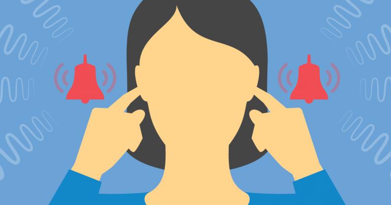 أسباب طنين الأذن