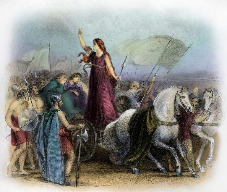 أهم امرأة في العالم، نساء غيرن التاريخ