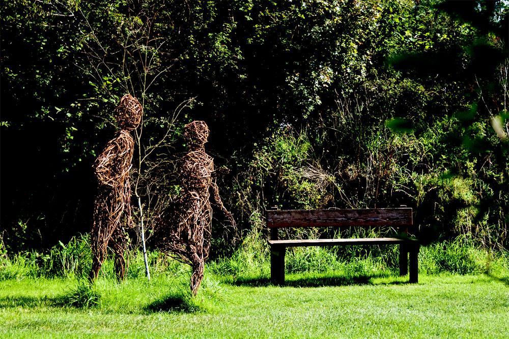 حدائق هيليجان أغرب الحدائق