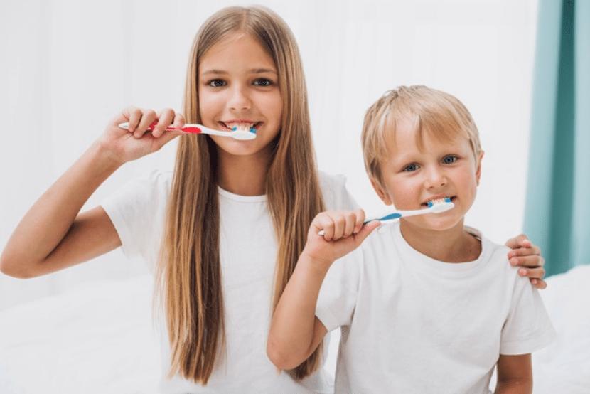 فرشاة الأسنان و صحة الفم