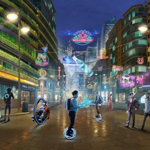 المستقبل عام 2050