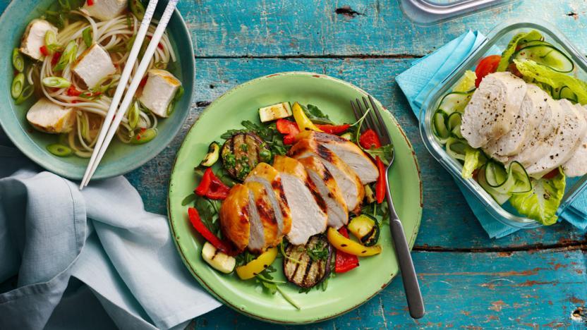 وصفات دجاج سهلة و شهية