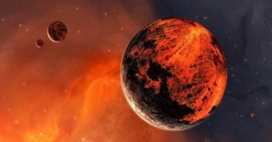 على كوكب المريخ حدث هام بعد قرن وقصة قطعة قماش