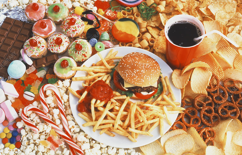 وجبات غير صحية لكنها لذيذة .. تجنب تناولها
