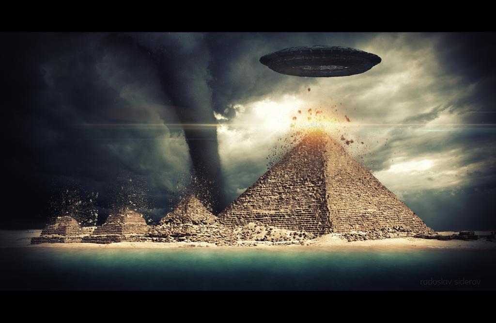 """ملاحظات """"الهرم الأكبر"""".. أسرار نيوتن التي تكشف لأول مرة عن نهاية العالم"""
