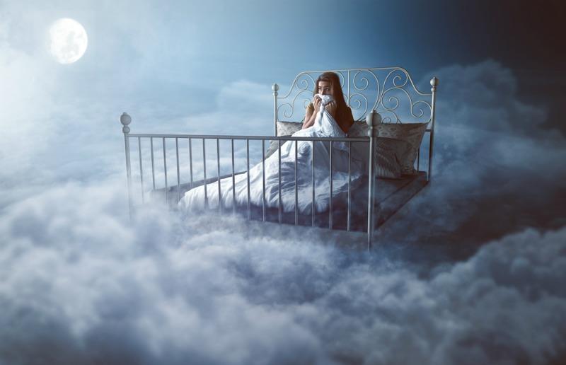 لماذا نرى الأحلام ؟