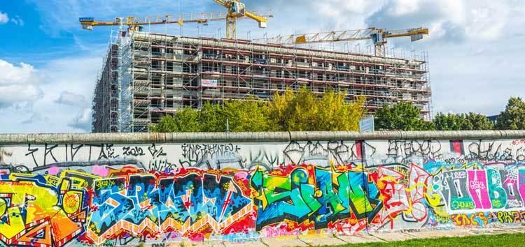 جدار برلين – السياحة في ألمانيا .. أفضل الأماكن السياحية في دولة ألمانيا  The Berlin Wall