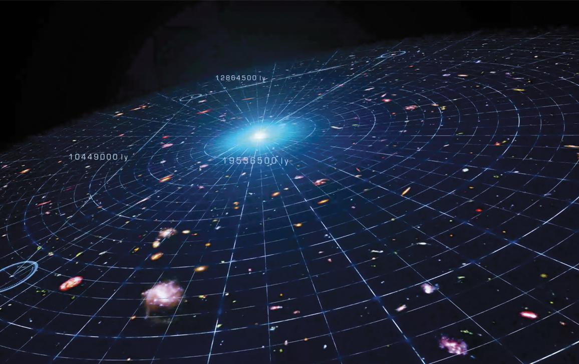 ما هو الكون ؟ و ماذا يوجد خارج حدود الكون التي نعرفها؟ ما وراء الكون