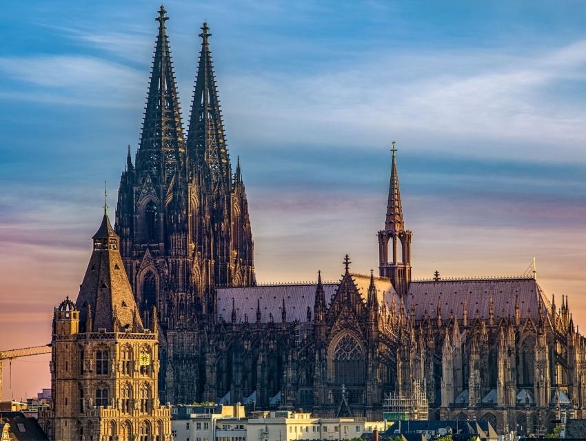 السياحة في ألمانيا .. أفضل الأماكن السياحية في دولة ألمانيا كاتدرائية كولونيا – Cologne Cathedral