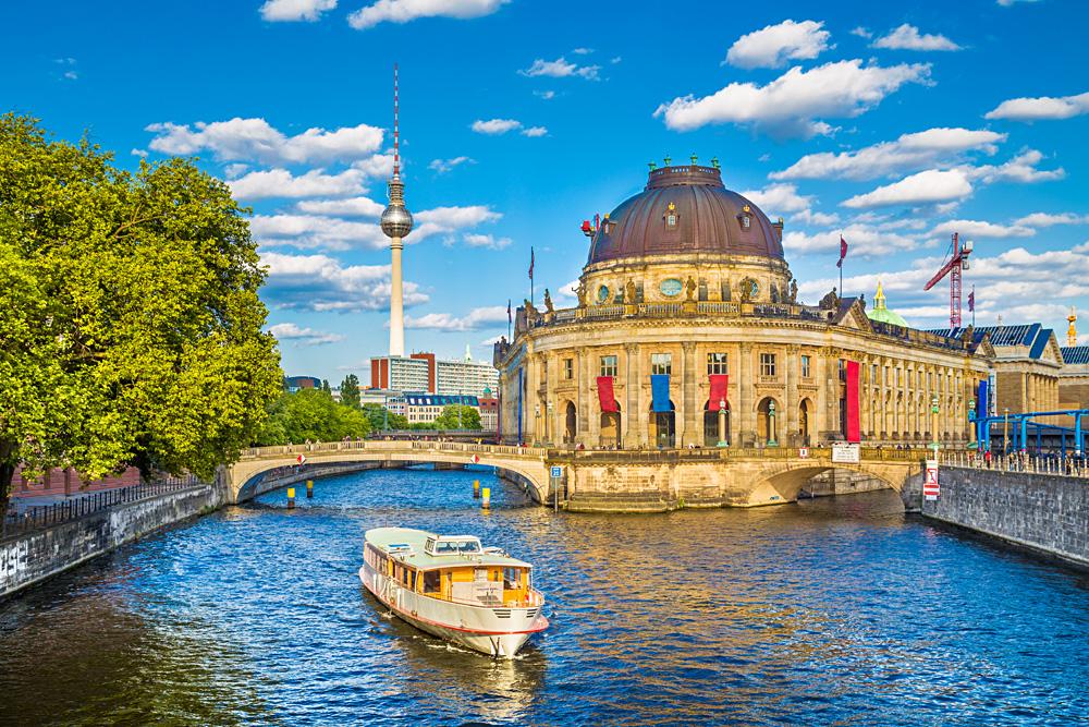 جزيرة المتاحف – Museum Island السياحة في ألمانيا .. أفضل الأماكن السياحية في دولة ألمانيا