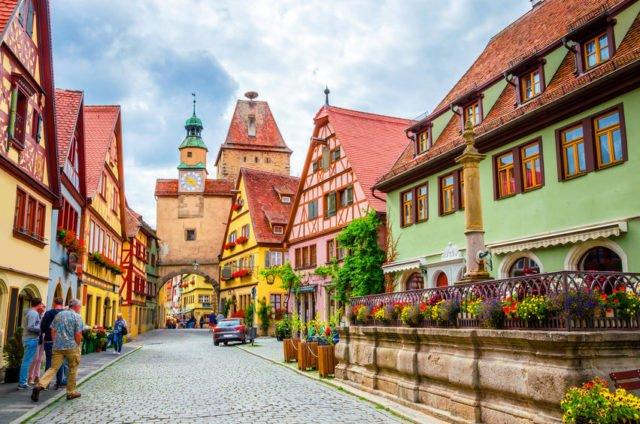 روتنبورغ أب دير تاوبر – Rothenburg ob der Tauber السياحة في ألمانيا .. أفضل الأماكن السياحية في دولة ألمانيا
