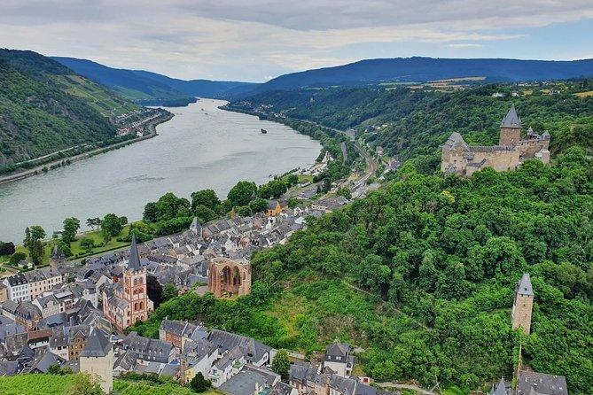 وادي الراين – The Rhine Valley السياحة في ألمانيا .. أفضل الأماكن السياحية في دولة ألمانيا