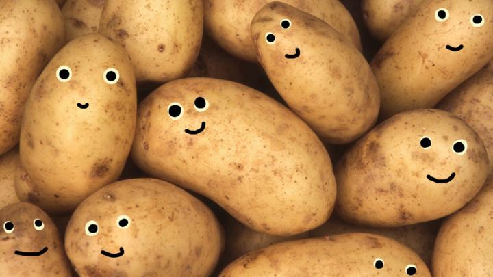 ماذا يحدث ل جسم الصائم عند تناول البطاطا