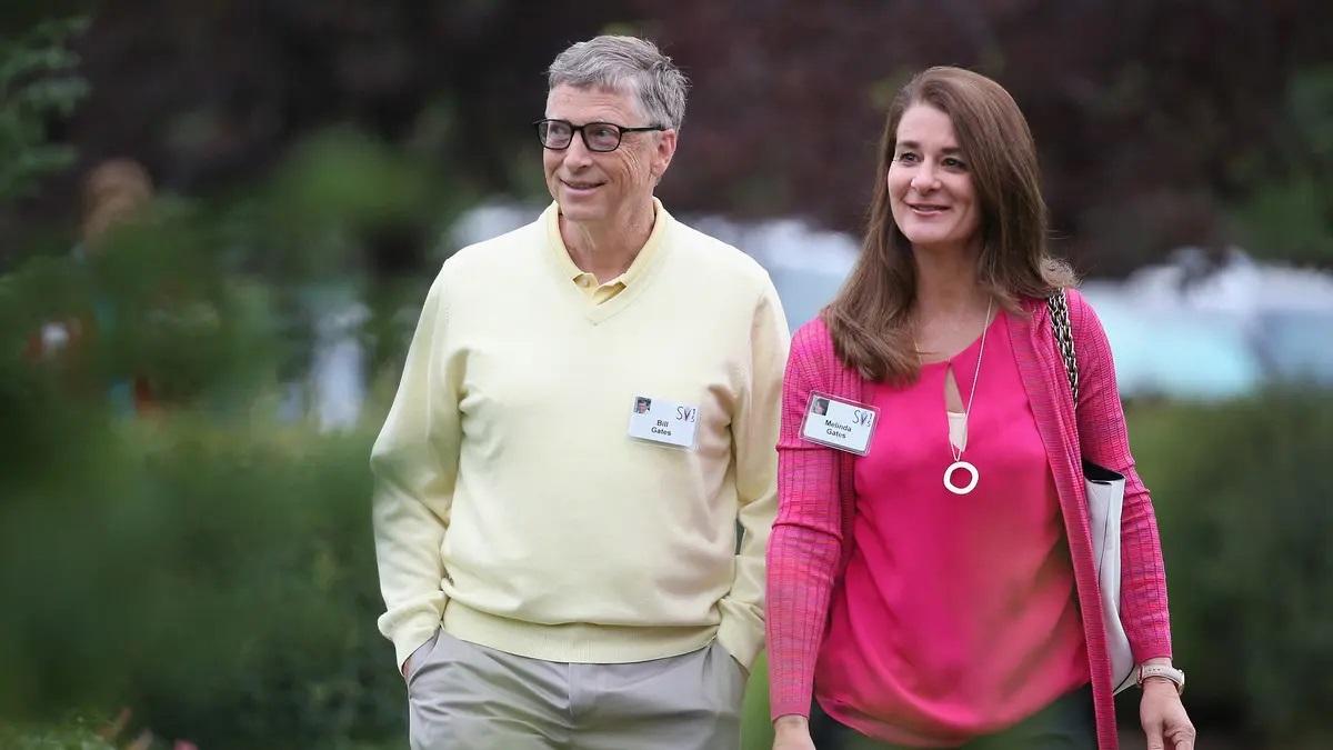 ثروة بيل غيتس و ميليندا غيتس بعد الطلاق .. مامصيرها ؟