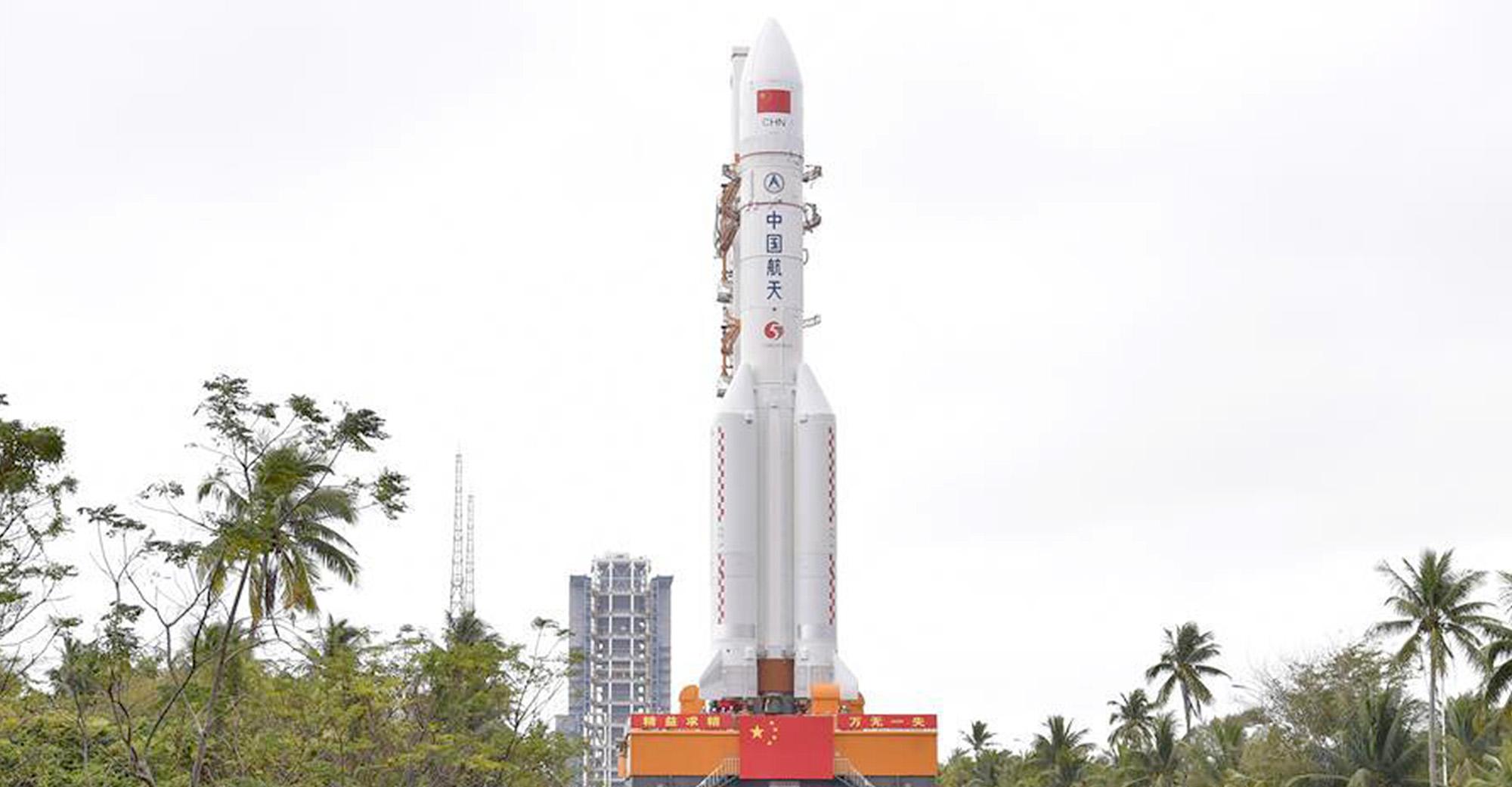 الصاروخ الصيني