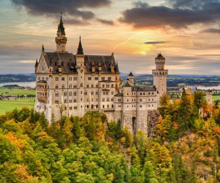 السياحة في ألمانيا .. أفضل الأماكن السياحية في دولة ألمانيا قلعة نويشفانشتاين – Neuschwanstein Castle
