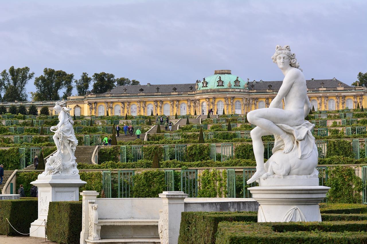 السياحة في ألمانيا .. أفضل الأماكن السياحية في دولة ألمانيا حديقة سانسوسي – Sanssouci Park