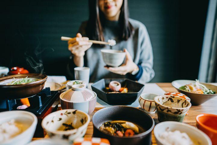 العادات الصحية لليابانيين و التي تساعد على انقاص الوزن