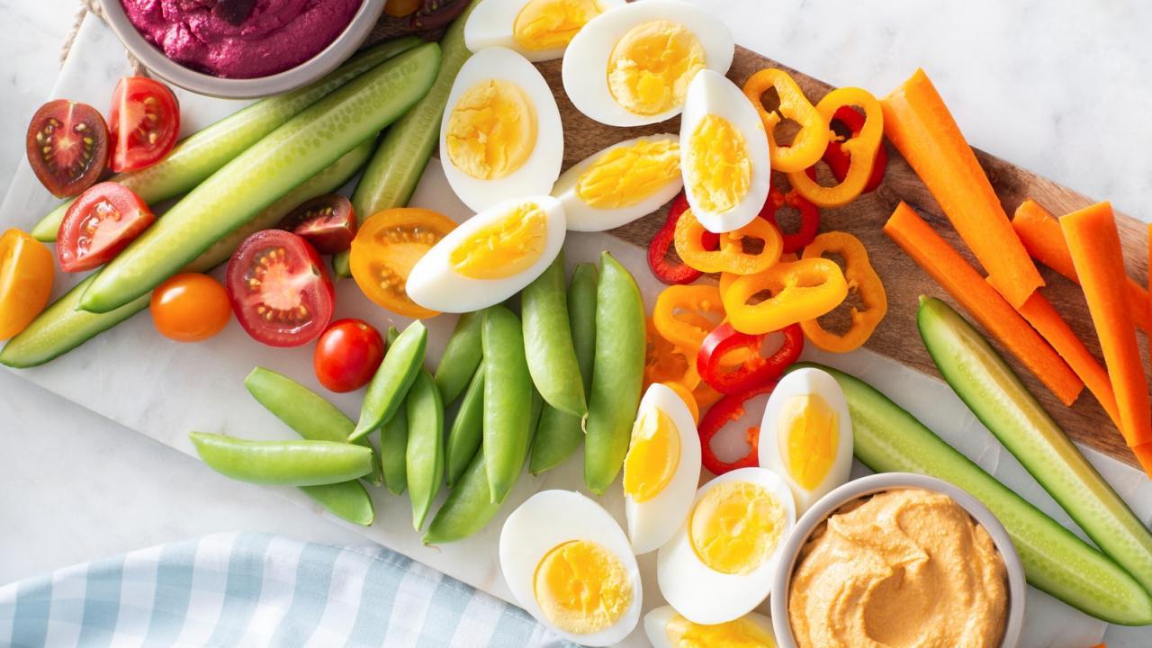 حمية البيض أفضل نظام صحي ل فقدان الوزن  حمية البيض القاسية الكركم