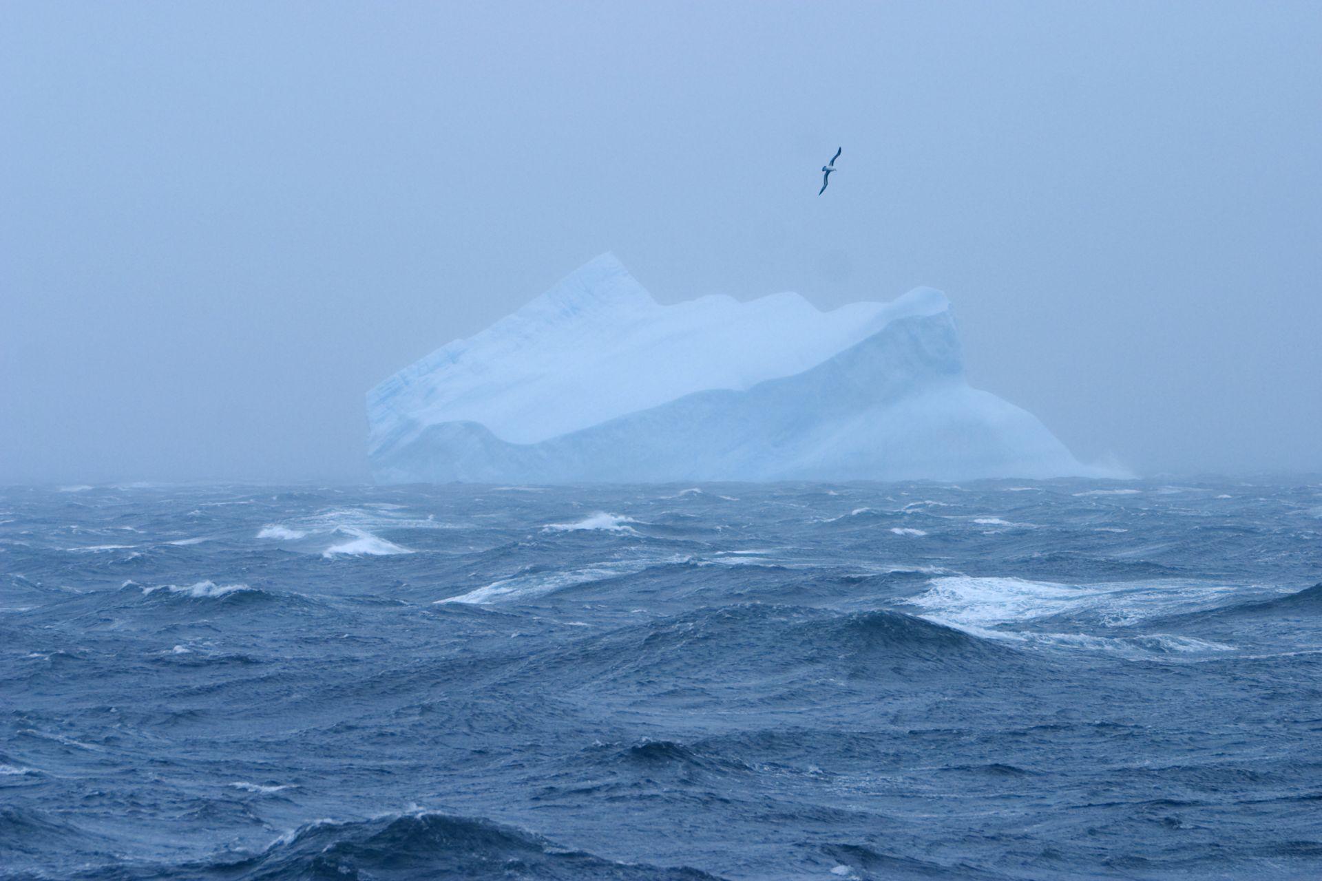 """المحيط الخامس """" لوبوان """" لأول مرة على خريطة العالم المحيط الجنوبي أين يقع المحيط الخامس"""