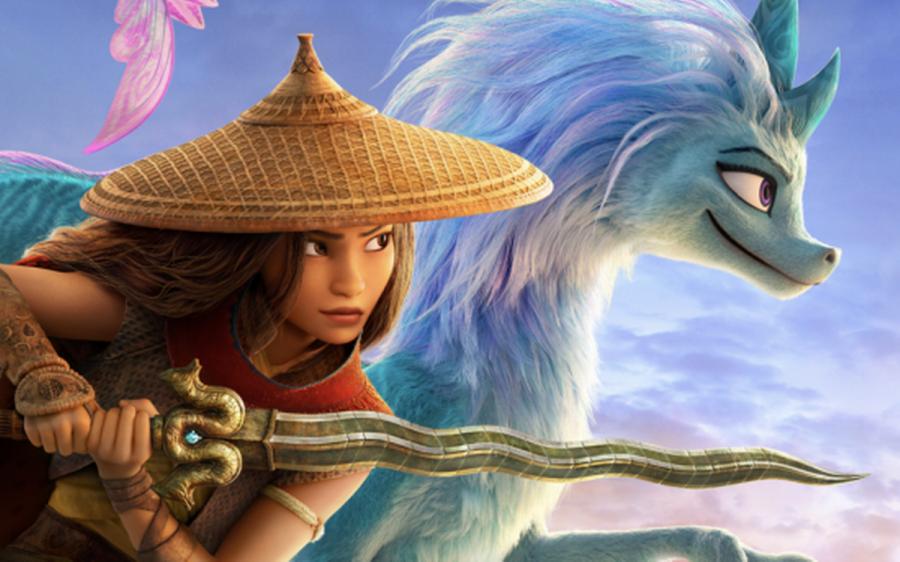 أفضل أفلام ديزني لعام 2021 أفلام مناسبة للكبار و الصغار Raya and the Last Dragon Luca